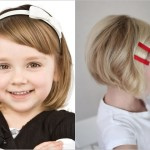 Детские стрижки для девочек на короткие волосы