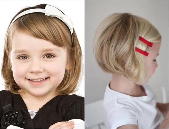 Детские стрижки для девочек на вьющиеся волосы фото